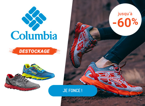 Déstockage Columbia