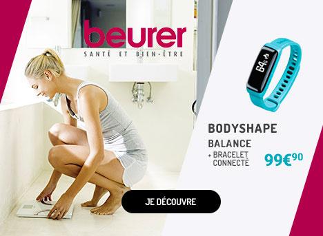 Focus Beurer Bundle balance / bracelet
