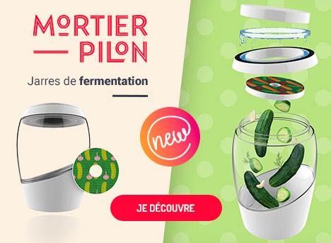Jarres de fermentation