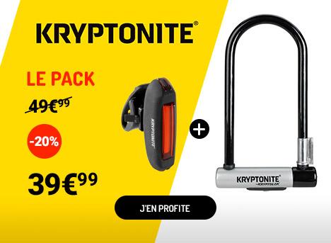 Pack Kryptonite