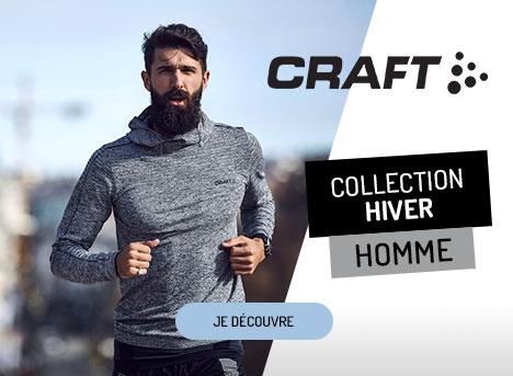 Nouveautés Craft FW17 Homme