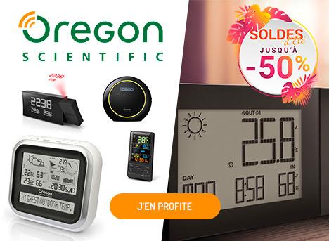 Soldes Oregon Scientific